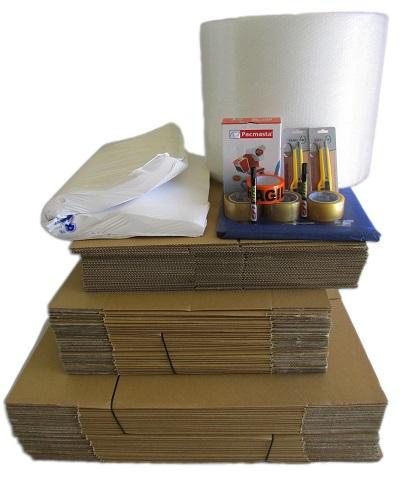 moving boxes pack suitable for homes businesses 80 cardboard boxes tape. Black Bedroom Furniture Sets. Home Design Ideas