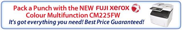 fuji xerox cm225FW Multifunction printer